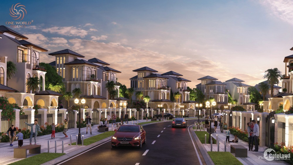 One World Regency- đất biển Đà Nẵng giá ưu đãi giai đoạn 1, chiết khấu 10%