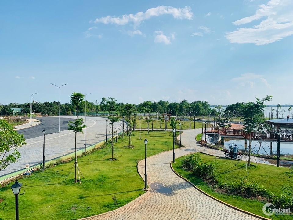 King Bay khu đô thị sinh thái ven sông đẳng cấp nghỉ dưỡng 5 sao.