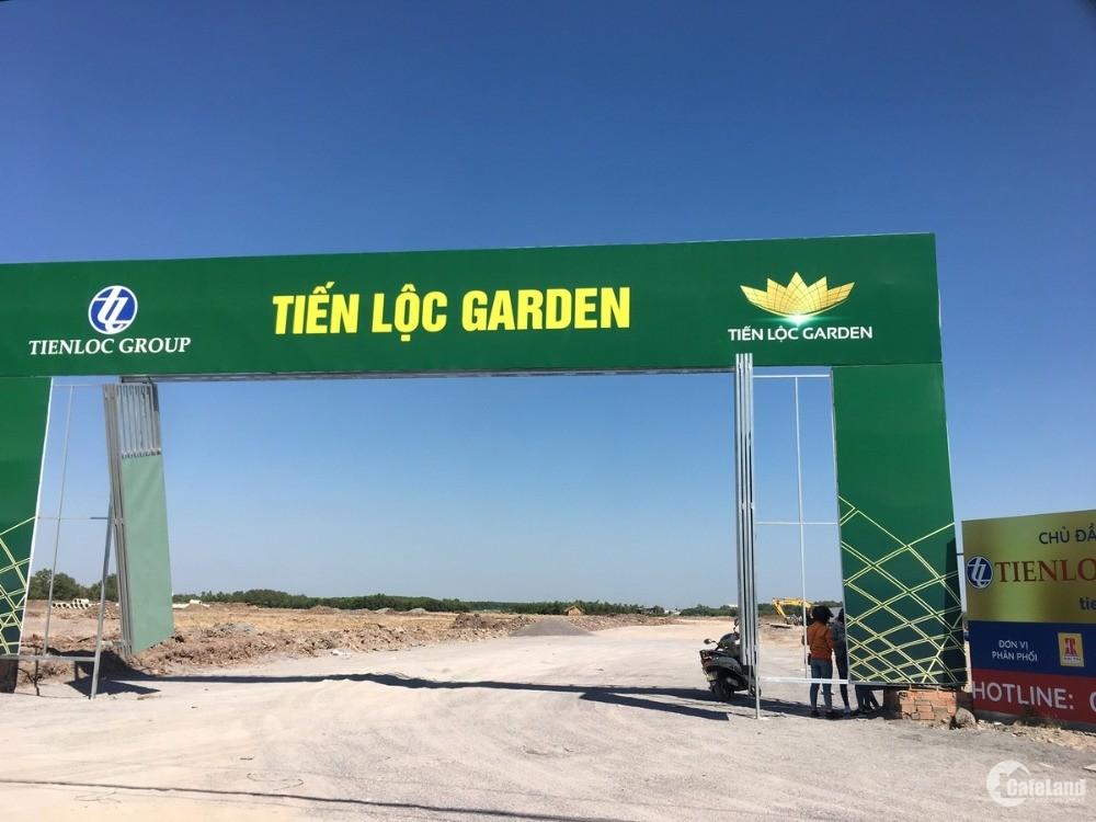 Đất Nền gần sân bay Long Thành( Tiến Lộc Garden)