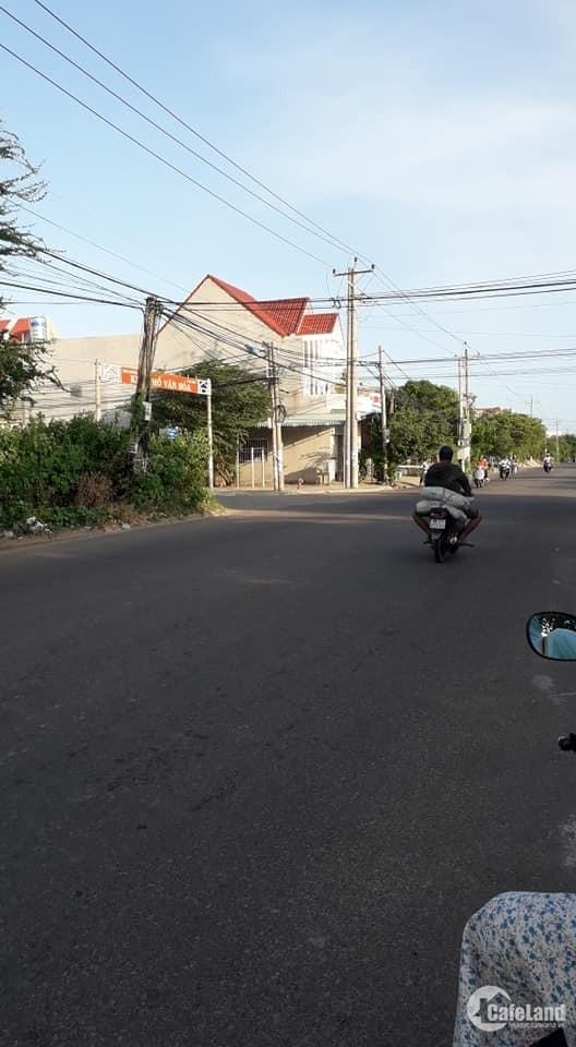 bán gấp đất mặt tiền Nguyễn Thị Định TP Phan Thiết dtich 100m2 giá đầu tư