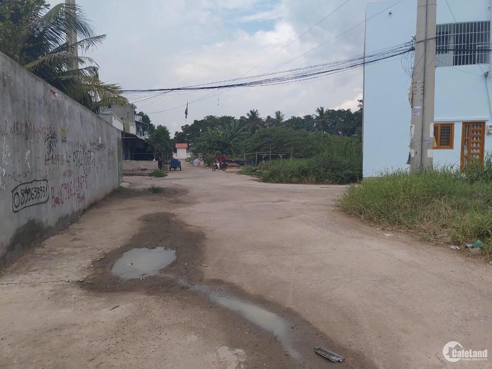 Mặt tiền đường Thạnh Xuân 43, đường nhựa 12m, đất thổ cư, không quy hoạch, 2,3tỷ