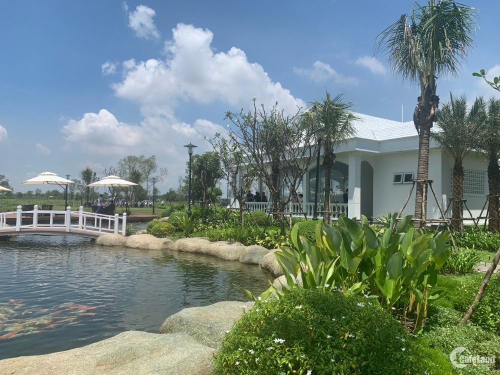 Bán Đất Biệt Thự Sinh Thái Ven Sông SaiGon Garden Quận 9 | CĐT Hưng Thịnh Corp