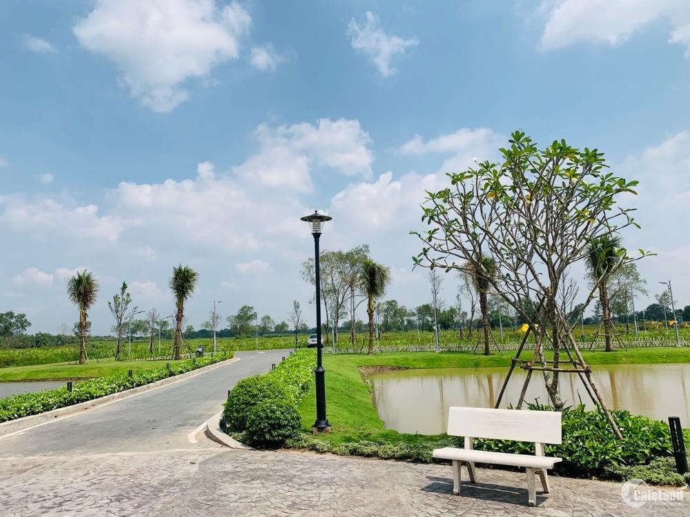 Biệt thự vườn Quận 9 ven sông Sài Gòn, chiết khẩu khủng 7% -18%