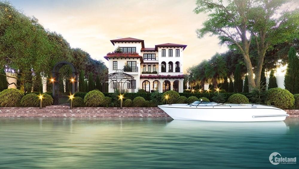 Biệt Thự Vườn Village Quận 9 - View Sông - Vị Trí Triệu Đô - Giá Cạnh Tranh Nhất