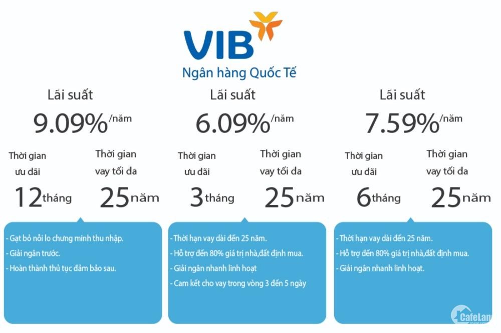 VIB thanh lý tài sản, thu hồi vốn cuối năm 2019