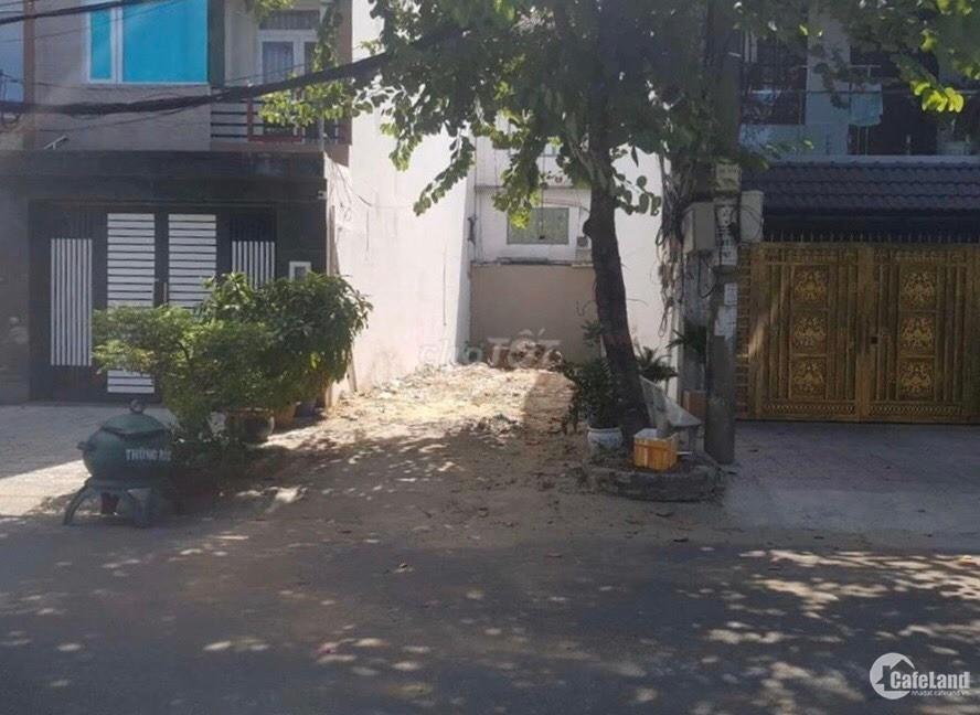 Bán gấp lô đất đường 47- Bình Tân