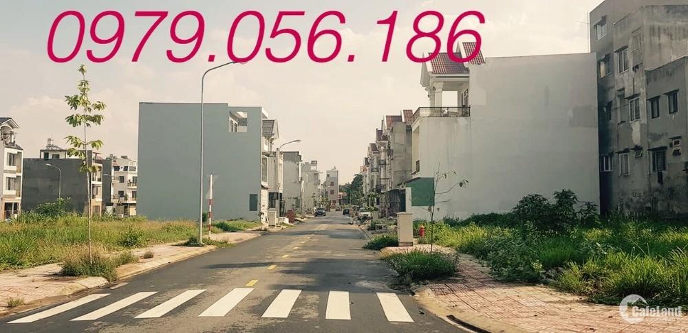 Bán đất liền kề Thủ Đức cách khoảng 4km, giá yêu thương chỉ 2tỷ/ nền đã có sổ
