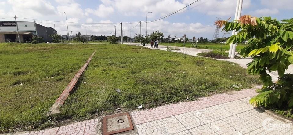 Bán đất nền gần Vạn Hạnh Phú Mỹ BR VT