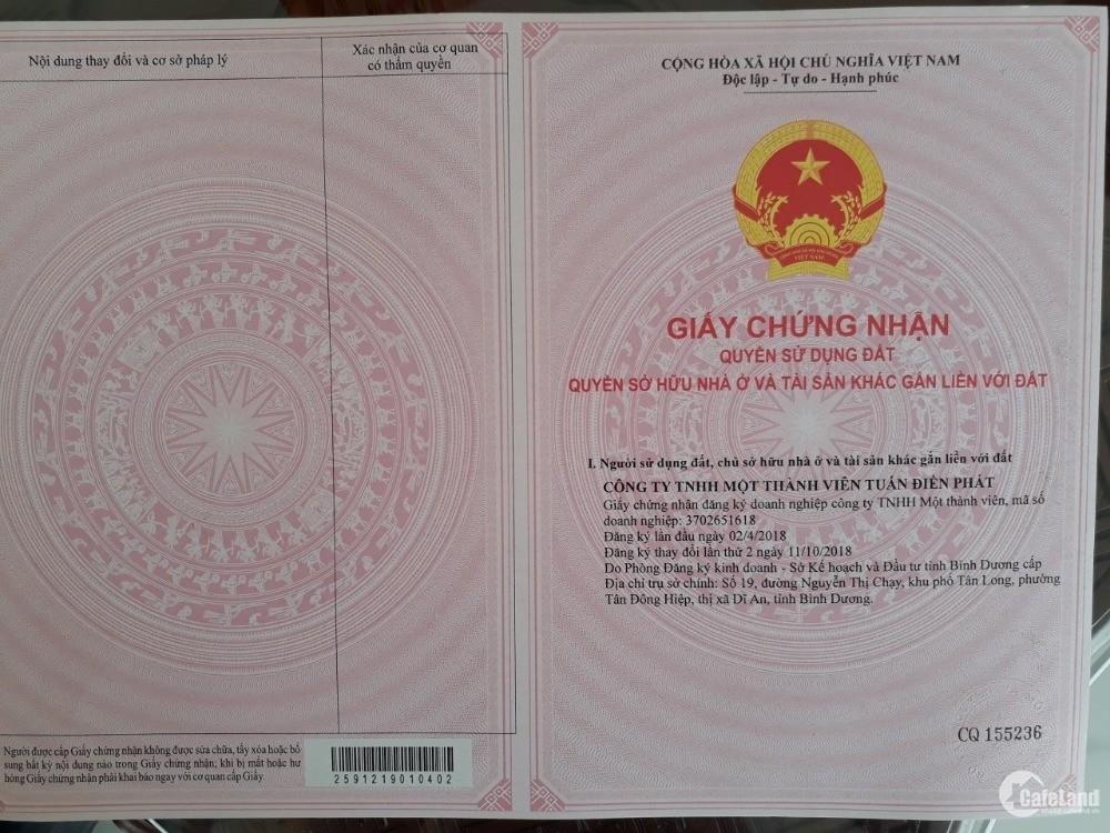 Dự án khu dân cư Tuấn Điền Phát .0335515400. Hằng