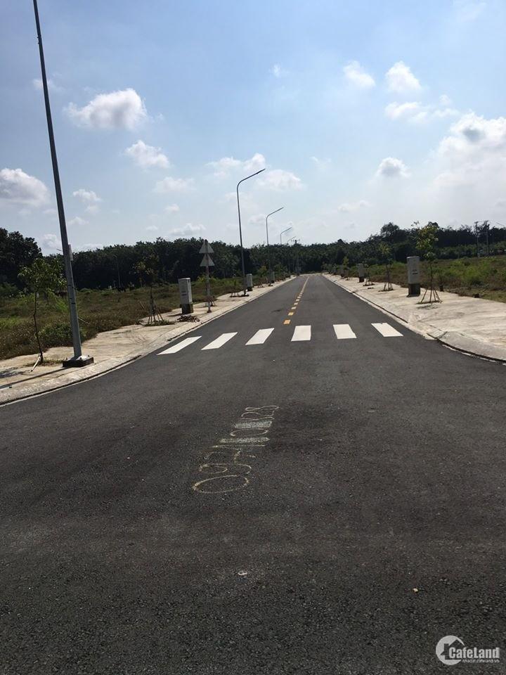 Chính chủ cần bán lô đất MT DH 409, xã Vĩnh Tân giá 920tr/ nền