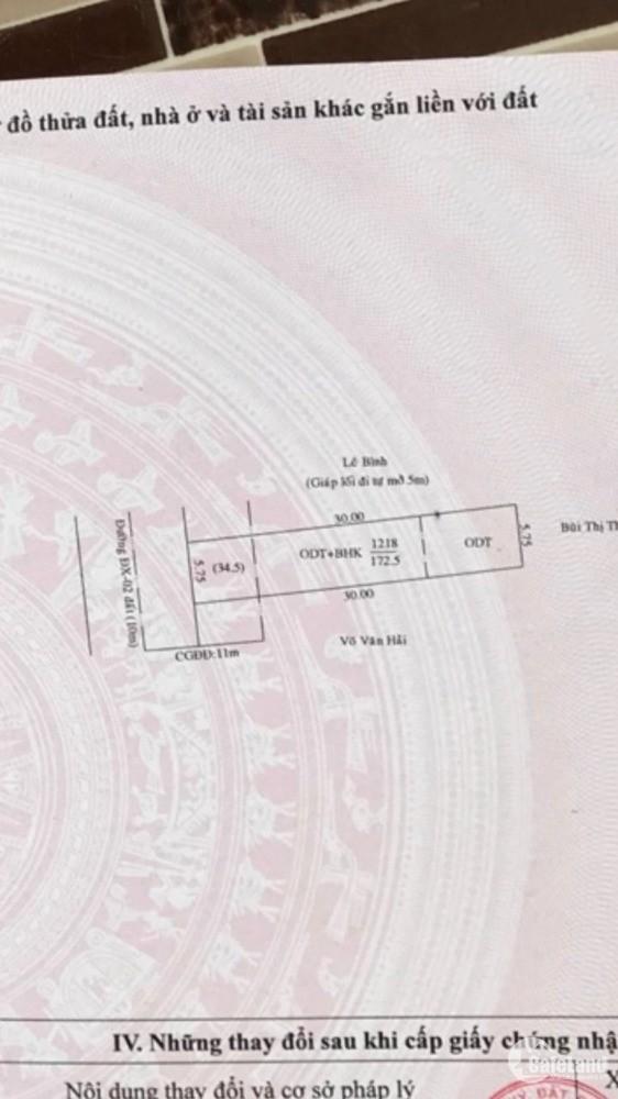 Đất mặt tiền đường DX-02 Phường Phú Mỹ-Thủ Dầu Một