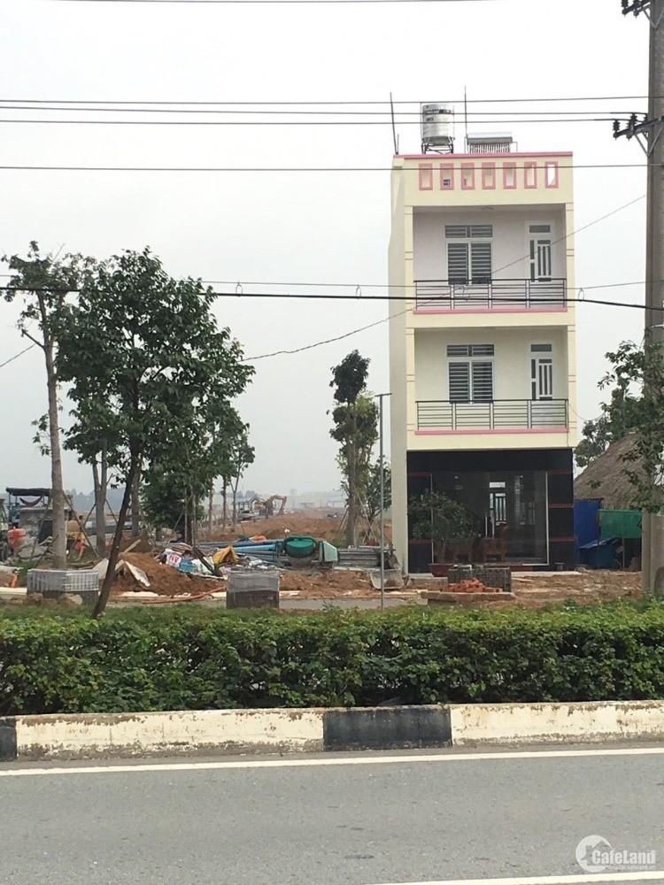 Bán đất Mặt Tiền DT745 gần Vòng Xoay An Phú