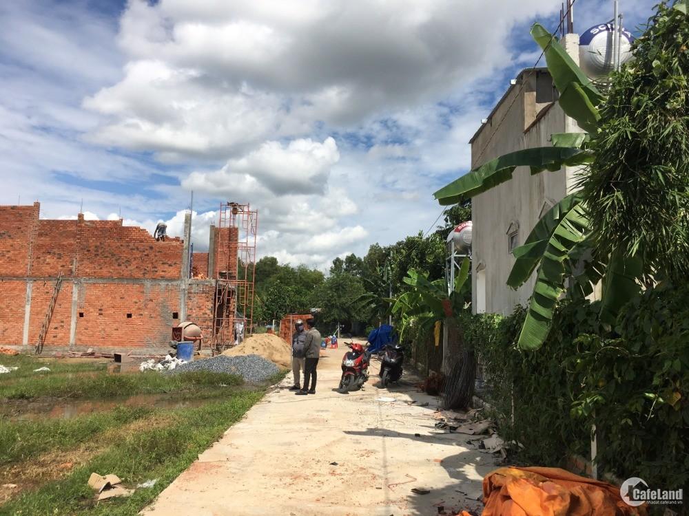 Bán 3 lô liền kề ngay trung tâm thị trấn Trảng Bàng. Gần Chợ và KCN Thành Công