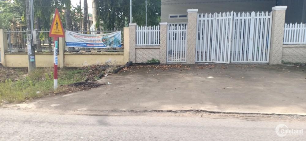 Kẹt tiền bán gấp đất sổ hồng, ngay KCN Giang Điền