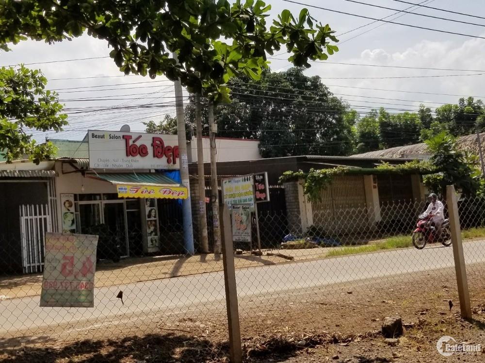 Bán nhanh 2 lô đất và nhà mới xây đường Trảng Bom, Sông Trầu, giá tốt.