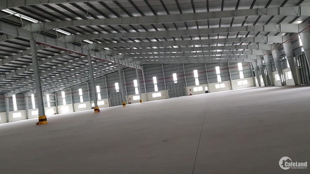 Chính chủ cho thuê kho xưởng 1000m2 - 3000m2 - 5000m2 tại Thái Nguyên