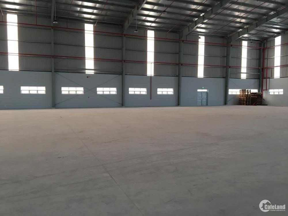Cho thuê nhà xưởng tại Phúc Yên Vĩnh Phúc 1495m mặt QL2, gần Toyota