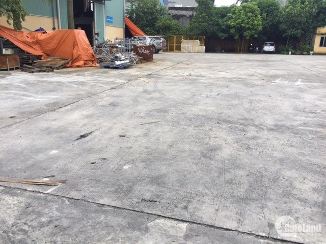 Cho thuê kho xưởng DT 760m2 Phú Minh Sóc Sơn Hà Nội