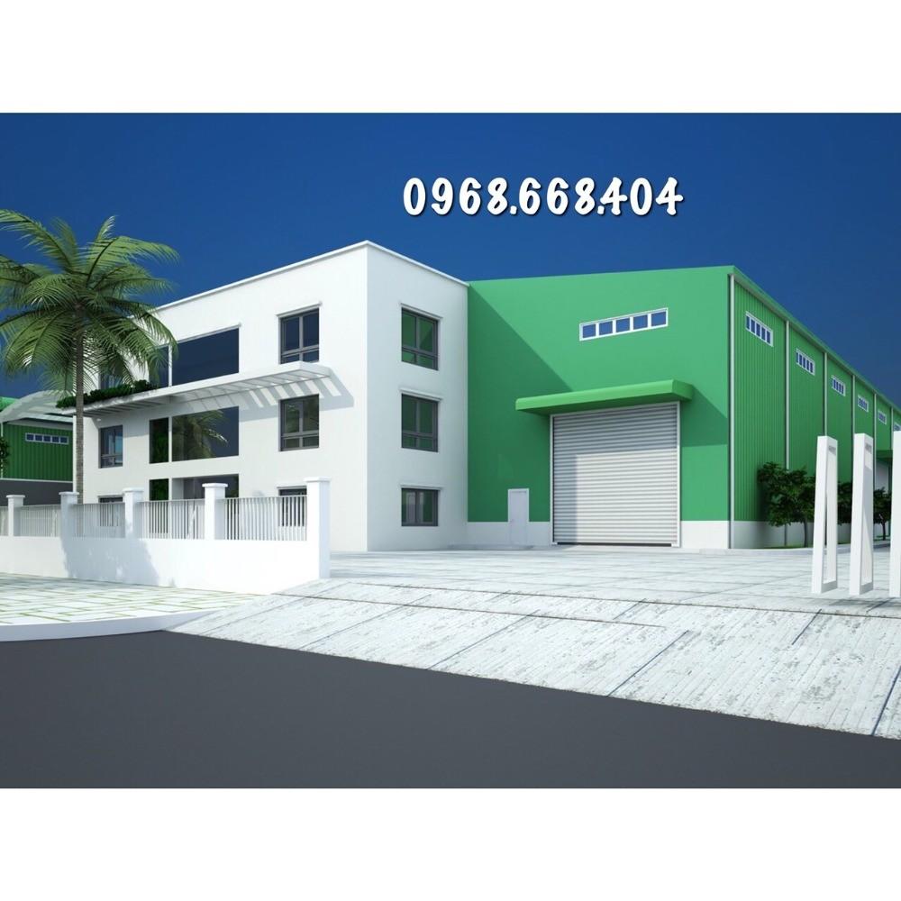 Cho thuê xưởng 5.800m2 văn phòng 800m2 KCN Đại Đồng - Bắc Ninh