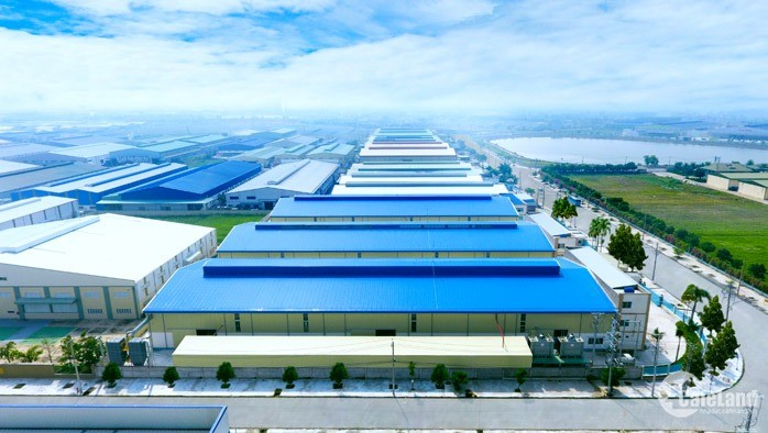 Cho Thuê Nhà Xưởng Khu Công Nghiệp Yên Phong Bắc Ninh
