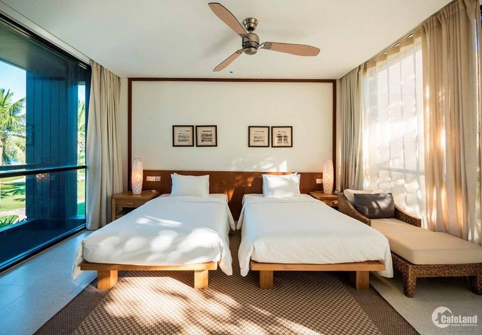 Cho thuê biệt thự 3 phòng ngủ  Hyatt Đà Nẵng dài hạn