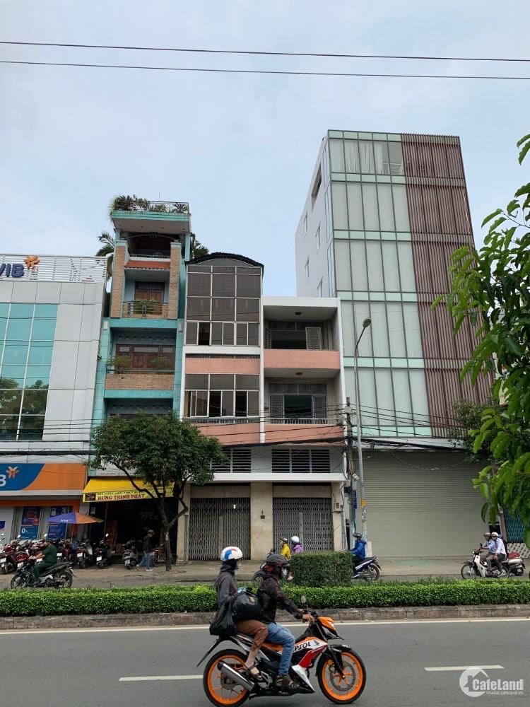 Chính chủ cho thuê 2 nhà liền kề mặt tiền đường Lạc Long Quân, Q.11.