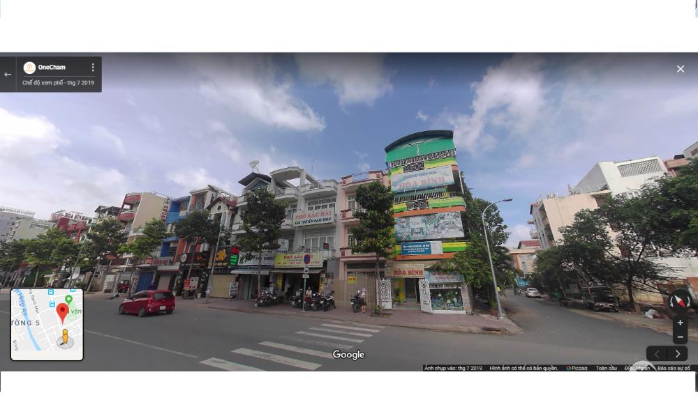 Cho thuê nguyên căn mặt tiền Đường Dương Quang Đông Phường 5 Quận 8, 35 triệu