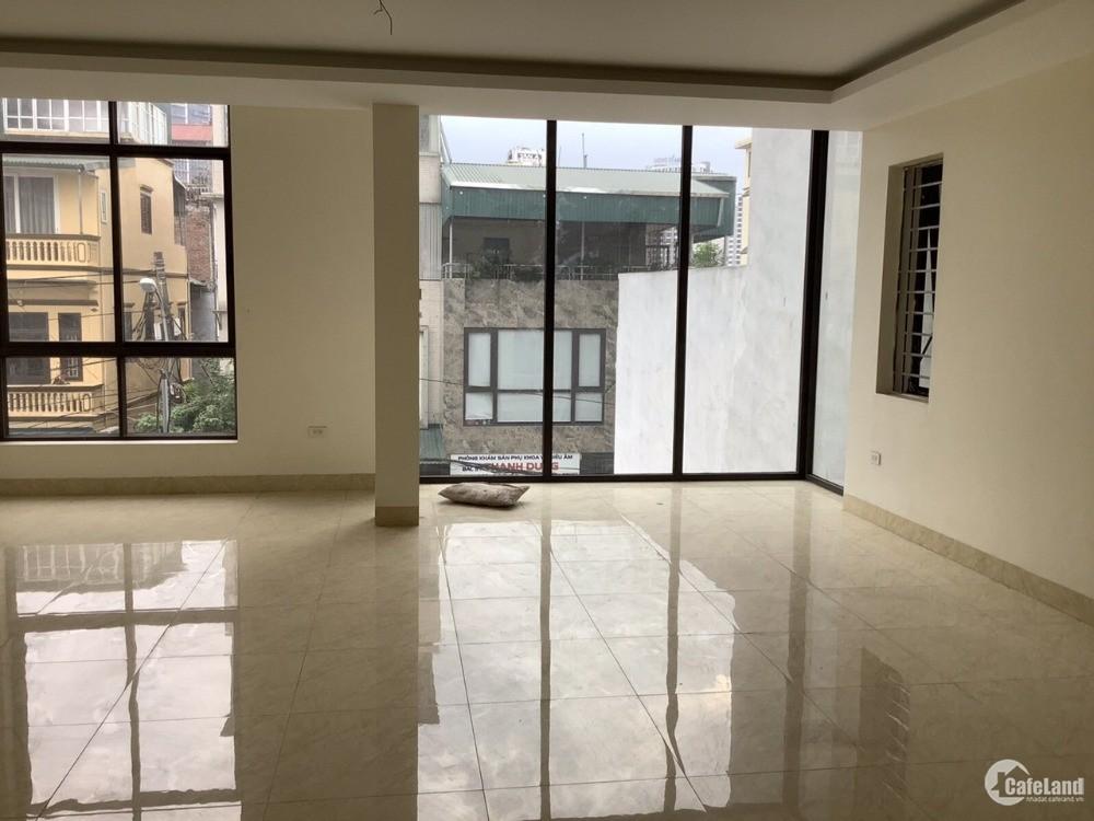 Chính chủ cho thuê nhà 7 tầng, An Dương Vương, view cầu Nhật Tân.