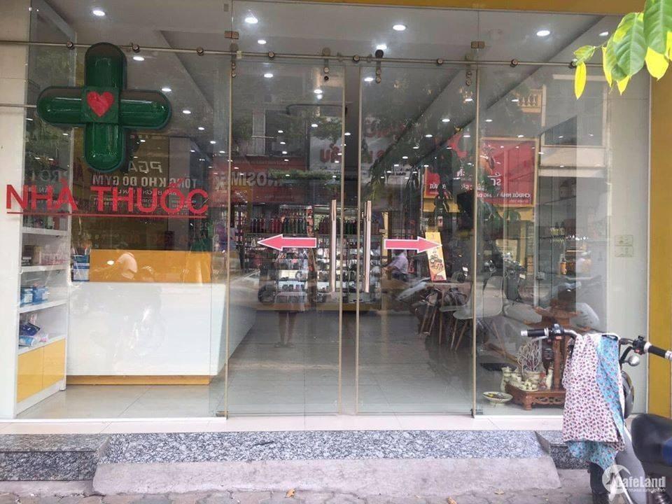 Cho thuê mặt bằng kinh doanh tại mặt phố đông dân Lưu hữu Phước