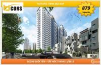 Chỉ 450tr sở hữu căn 2pn dự án căn hộ Bcons ngay tuyến Metro số 1
