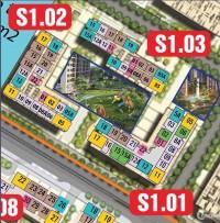 Sở hữu ngay căn góc 2N 63.6m2 tại Vinhomes Ocean Park Gia Lâm, giá chỉ từ 31tr/m