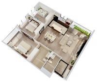 Cần bán căn hộ chung cư cao cấp Imperia sky garden 103m2 3PN đối diện Times city