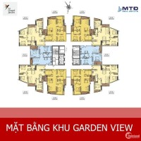 Bán chung cư cao cấp dự án Le Grand Jardin