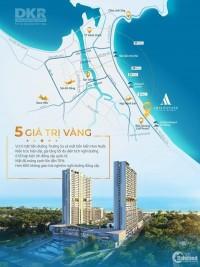 2,6 tỷ- căn hộ nghỉ dưỡng 5*- full nội thất - Aria Đà Nẵng, giá CĐT.