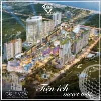 Golf View Cocobay Đà Nẵng sổ hồng .View biển - sông, giữa 2 sân Golf chỉ 1.8 tỷ