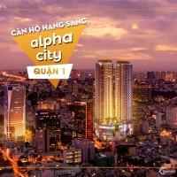 Cơ hội đầu tư căn hộ tại Trung tâm Quận 1, chỉ với 2ty tại Alpha City