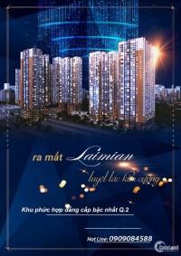 LAIMIAN CITY QUẬN 2 CHÍNH THỨC NHẬN BOOKING