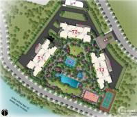 Bán căn hộ 2PN Palm Height tháp T2, 80m2, view trực diện hồ bơi, Sông, giá 3.65