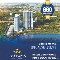 15 suất nội bộ Shophouse thương mại La Astoria, chỉ 600tr/Shop, trung tâm Quận 2