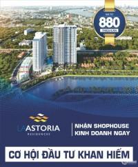 Cợ hôi đầu tư cuối năm 2019- Shop thương mại La Astoria chỉ 880tr/căn