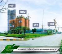 Mở bán block HR3 dự án Eco Green Saigon quận 7, nhận nhà ngay
