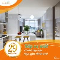 Chính thức mở bán căn hộ Ricca liền kề Quận 2 với giá chỉ 29tr/m2. 0966966548