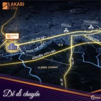 Tư vấn giữ chổ giai đoạn 1 2 Block đẹp nhất dự án AKARI CITY - CĐT NAM LONG