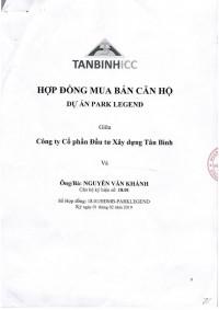 Kẹt tiền chuyển nhượng HĐ CC 251 Hoàng Văn Thụ giá chênh lệch cực thấp