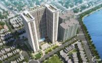 Căn hộ chung cư thương mại Phú Tài Residences Quy Nhơn, cạnh hồ sinh thái.