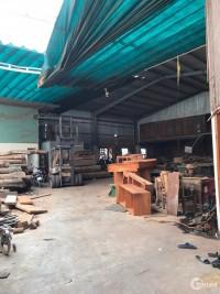 Nhà xưởng và 630m2 đất đã lên thổ cư,mặt tiền Phan Văn Hớn,Hóc Môn.