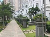 Bán biệt thự Saigon Pearl, dt 200m2 đất, 1 hầm + 3 lầu, giá 61.5 tỷ