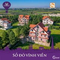 Sở hữu một căn biệt thự cao cấp chỉ với 23tr/m2 tại Hà Nội