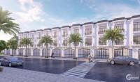 5 suất nội bộ giá ưu đãi nhà phố liền kề sân vườn Trung tâm Dĩ An Bình Dương.