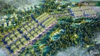 Bán Shophouse Flamingo Đại Lải căn trục SH3 mặt đường lớn giá gốc 3,9 tỷ